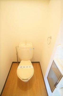 【トイレ】エステート宮久保B棟