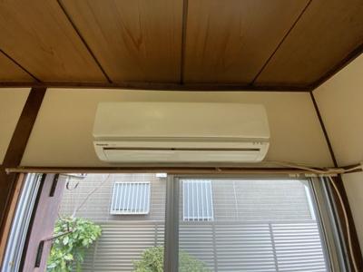 エアコンが設置しております