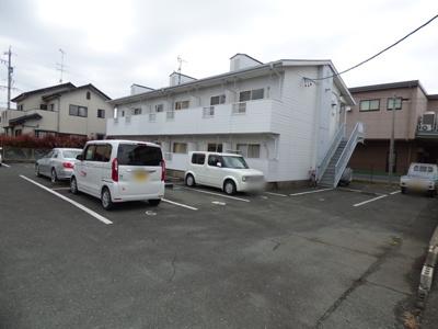 【駐車場】第2コーポフジ