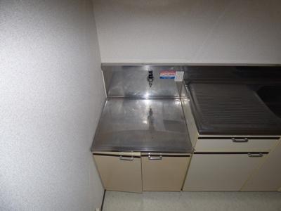 【キッチン】第2コーポフジ