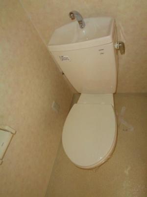 【トイレ】メゾンコート
