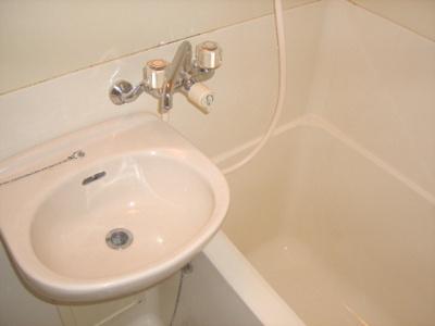 【浴室】コーポ大晶