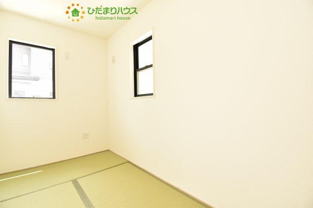 【和室】上尾市泉台 4期 新築一戸建て 01