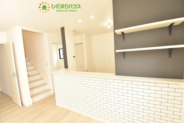 【内装】上尾市泉台 4期 新築一戸建て 01