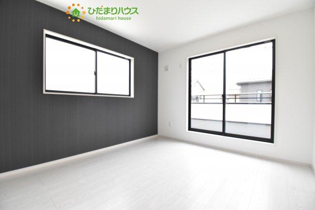 【寝室】上尾市泉台 4期 新築一戸建て 01
