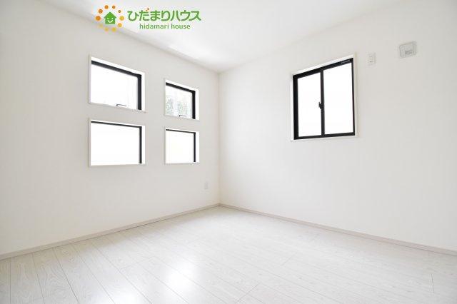 【展望】上尾市泉台 4期 新築一戸建て 01