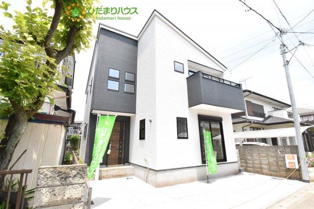 【外観】上尾市泉台 4期 新築一戸建て 01