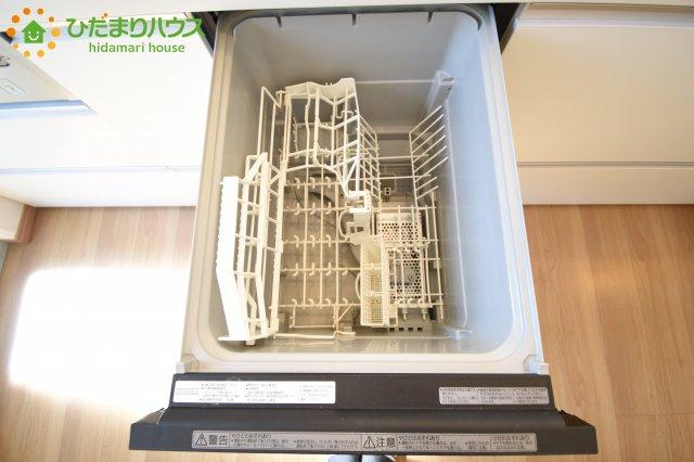 環境にもママの手にも優しい食洗機付!☆