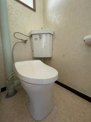 【トイレ】明舞第16団地64号棟