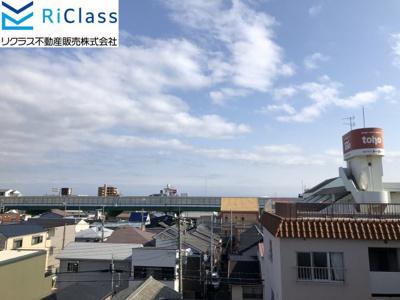 【展望】鷹取駅前ビラー