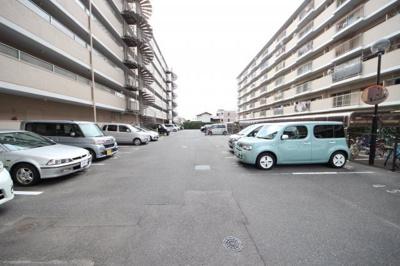 【駐車場】ファミール広島B棟