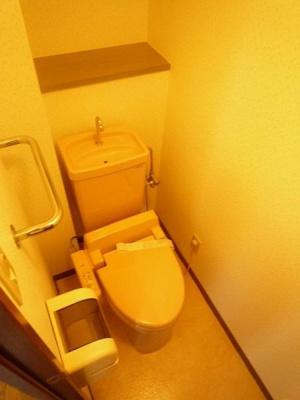 【トイレ】スペースビュー