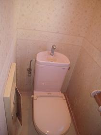 【トイレ】森4丁目戸建