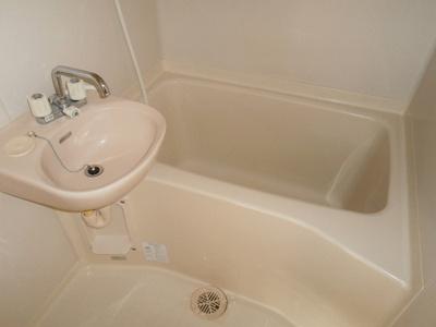 【浴室】ハイツミレム