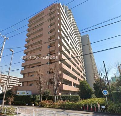 【外観】スターコート豊洲 3階 2007年築 空室
