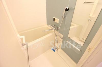 【浴室】セレッソコート新大阪