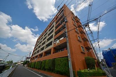 グリーンミユキ川口上青木 8階建ての2階部分のご紹介です