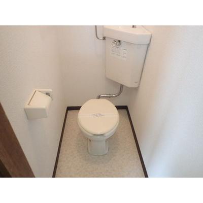 【トイレ】前田ビレッジⅢ