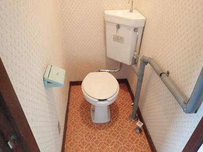【トイレ】ガーデンコートⅡ緑地公園前