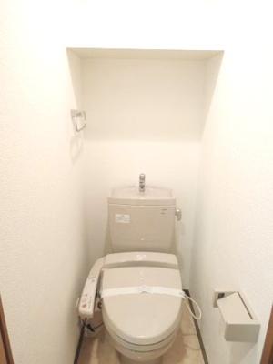 【トイレ】スカイコート千鳥町