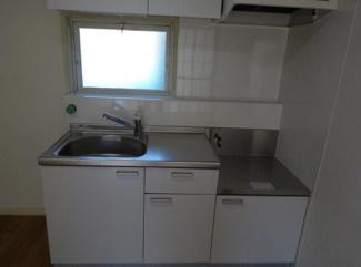 【キッチン】仙台市青葉区鷺ヶ森2丁目一棟アパート