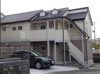 【外観】仙台市青葉区鷺ヶ森2丁目一棟アパート
