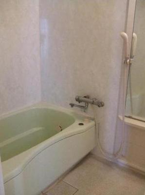 【浴室】曳舟東ビューハイツ