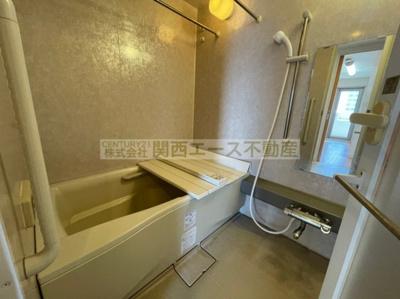 【浴室】リバーガーデン東大阪新庁舎アヴェニュー