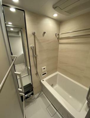 【浴室】Brillia目黒青葉台