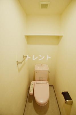 【トイレ】アウラ九段