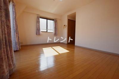 【洋室】アウラ九段