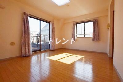 【寝室】アウラ九段