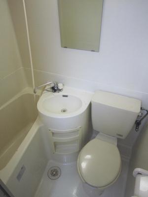 【浴室】ハイツ稲岡