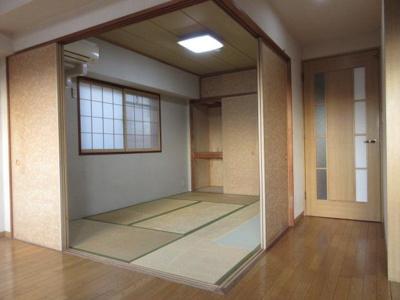 【和室】岡本サンハイツ