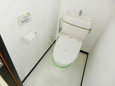 【トイレ】パイン神戸元町