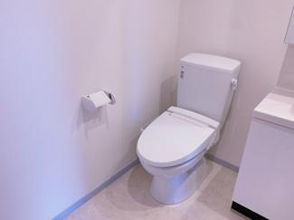 トイレも気になるポイント 【COCO SMILE ココスマイル】同型タイプ