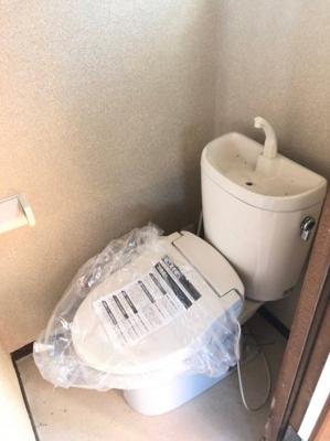 【トイレ】めじろ荘