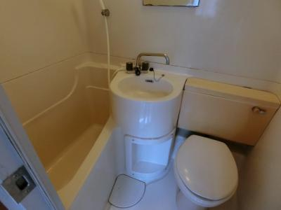 【浴室】ベルハイム