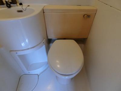 【トイレ】ベルハイム