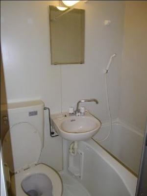 トイレ・洗面台・風呂