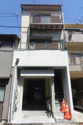 【外観】西村コーポA棟