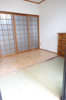 【和室】寺方本通4丁目貸家