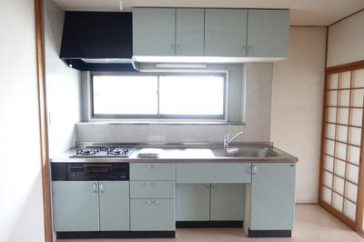 【キッチン】寺方本通4丁目貸店舗・事務所