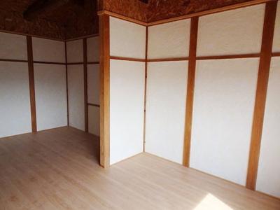 モダンな造り、ゆとりある居住空間