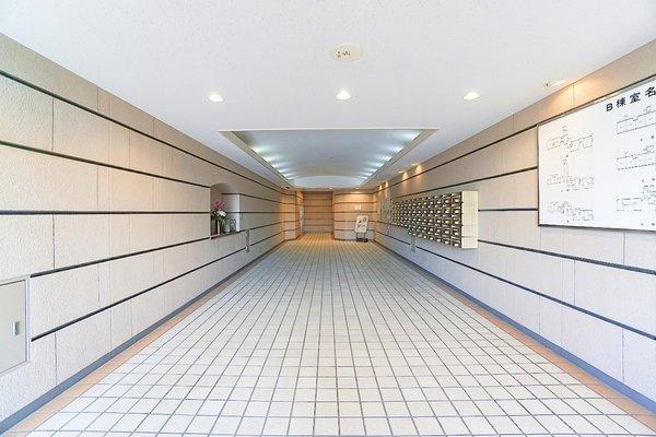 清掃や修繕計画もしっかりと管理のされたマンションです♪ 安心・安全・快適にお過ごしください♪