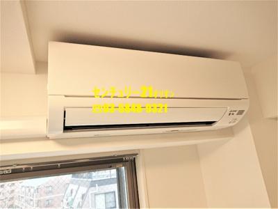 エアコン付は入居時に費用を抑えられます