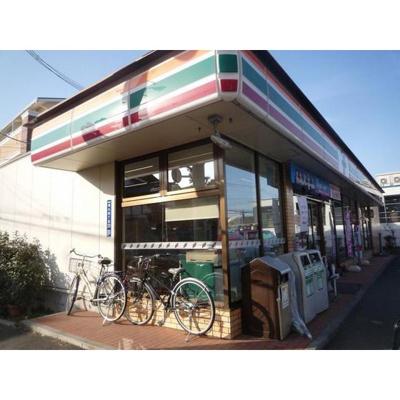 コンビニ「セブンイレブン板橋徳丸1丁目店まで276m」