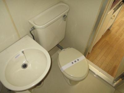 【トイレ】メゾン玉出