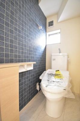 清潔感のあるトイレは1階と2階に設置。朝のピーク時やお客様の多いご家庭も安心。
