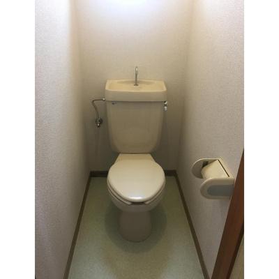 グリーンハイツ 2番館のトイレ